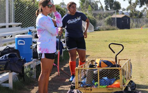 New field hockey coach leads team through season opening
