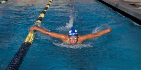Senior swimmer verbally commits to UCSD