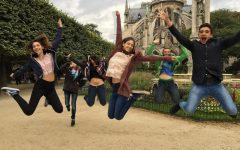Through the years, Barons experience Notre Dame through French exchange program