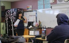 New English teacher starts a fresh chapter at BVH