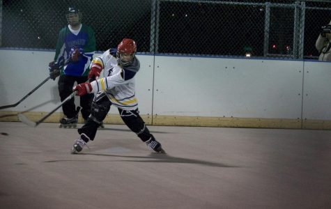 BVH roller hockey gliding through successful season