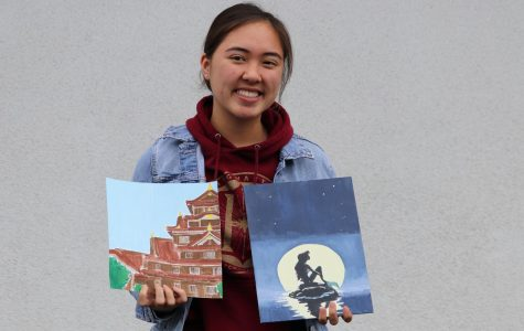 Q&A: BVH artist aiming to spread 'positivity and joy'