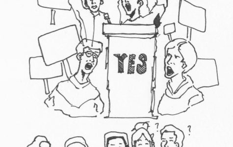 Yes vs No: Are student protests effective?