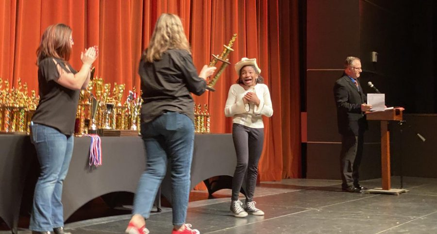 On+March+7+Bonita+Vista+High+competed+at+Helix+High+where+many+of+their+members+qualified+for+nationals.+Junior+Renee+Fagan%2C+wins+first+place+in+expository+speech+and+is+one+of+the+many+that+qualified+for+nationals.