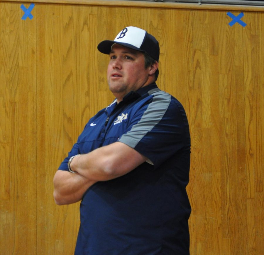 Former BVH football player acquires position as Head Coach