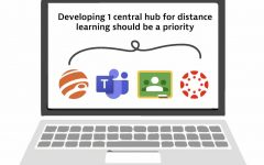 The need for consistency in distance learning