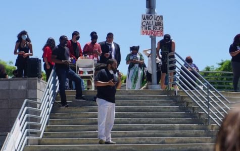 On June 7, 2020, Advanced Placement U.S. History teacher Don Dumas attended and spoke at the Black Lives Matter movement (BLM) held at Eastlake Parkway to speak about the injustices African-American people face.  Dumas also spoke about the racism he sees among schools within the Sweetwater Union High School District (SUHSD).