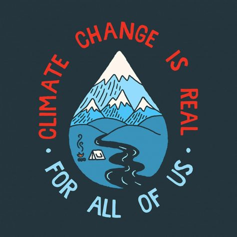 Students used this downloadable background to use during the virtual climate change walkout. Backgrounds were made by the BVH Green Team, who also organized the walkout.