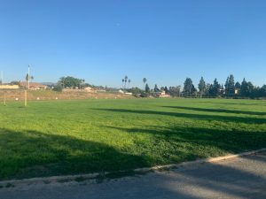BVH's football field has not been in use since the start of quarantine on March 13 until Nov. 5. BVH student athletes have been pushing to be able to play sports in the 2020-2021 school year.