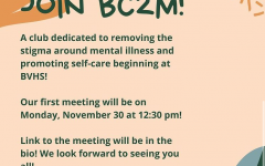 Bring Change 2 Mind's (BC2M) first post was made to advertise the clubs opening. Their first post was made on Nov. 25, after the clubs official registration with ASB.
