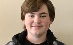 Aidan Omelina, freshman (photo provided by Aidan Omelina)