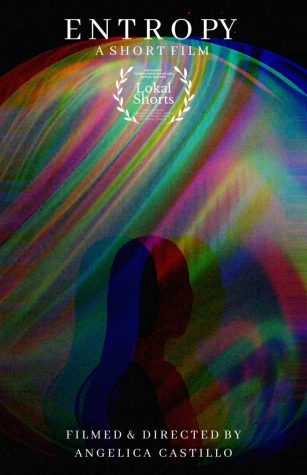 """Senior Angelica Castillo submitted her short film """"Entropy"""" to the Sine Kwento: Filipino Stories in Film Art competition. Her film was declared a finalist in the competition."""