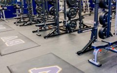 Several new pieces of equipment have been added to the Bonita Vista High weight room. These includes weights of different kinds and mats labeled