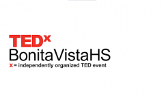 A screenshot during the 2020-2021 annual TEDx conference, which was held virtually through YouTube on April 24, 2021. Numerous speakers gave speeches detailing their experience with the theme of